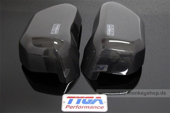 TYGA Carbon Luftfilterabdeckung Airbox Cover Set f. Monkey 125