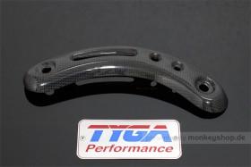 TYGA Carbon Hitzeschutzblech f. Monkey 125