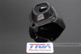 TYGA Carbon Auspuff Endkappe f. Monkey 125