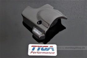 TYGA Carbon Motordeckel Ritzel f. Monkey 125
