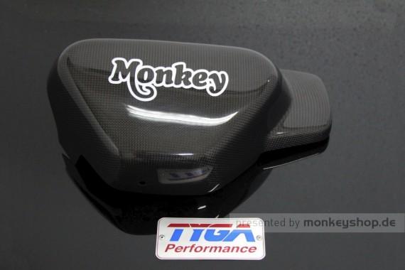 TYGA Carbon Seitendeckel rechts f. Monkey 125