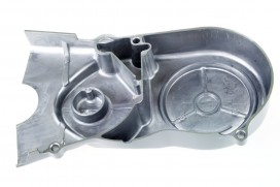 Honda Zündungsdeckel silber f. SS50 Cub 50 70 90