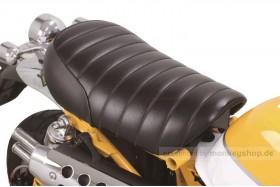 Takegawa Sitzbank flach Typ Tuck Roll schwarz f. Monkey 125 Z125MA