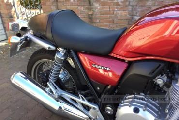 Daytona Cozy Seat Typ Caferacer Sitzbank +10 mm f. CB 1100 schwarz