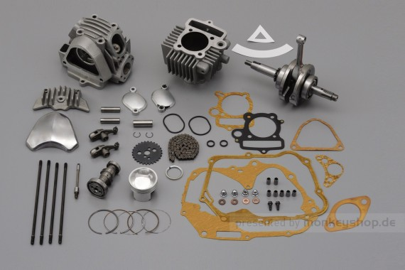 Daytona SOHC 2Valve Dyna Head Kit 125cc