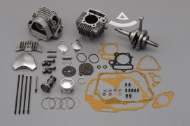 Daytona SOHC 2-Valve Dyna Head Kit 125cc