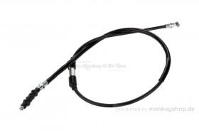 Kupplungszug schwarz 97cm f. Kupplung vorn Monkey