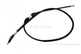 Kupplungszug schwarz 107cm f. Kupplung vorn Dax