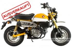 Honda Monkey 125 gelb