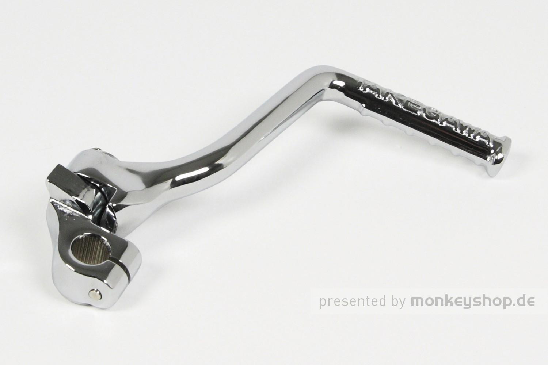 Takegawa Z Kickstarterhebel 13 mm verchromt - monkeyshop.de