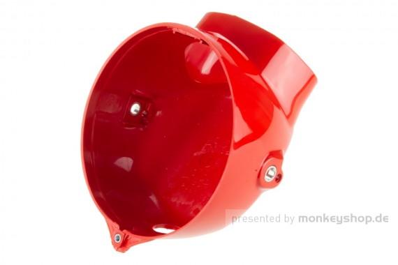 Honda Lampengehäuse Lampentopf Dax 6 V rot R110 Rosso Monza