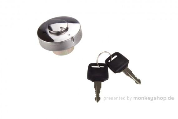 Tankdeckel abschließbar f. Honda Monkey + Dax ø30mm
