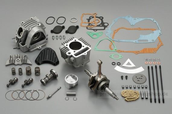 Daytona SOHC 2Valve Dyna Head Drag Version Kit 125cc