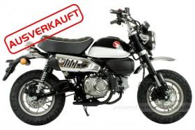 Honda Monkey 125 NEU schwarz EZ19 2km 100% original