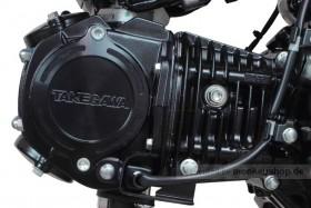Takegawa Aluminium CNC Nockenwellendeckel schwarz eloxiert f. MSX + Super Cub + Monkey 125