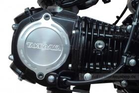 Takegawa Aluminium CNC Nockenwellendeckel silber eloxiert f. MSX + Super Cub + Monkey 125
