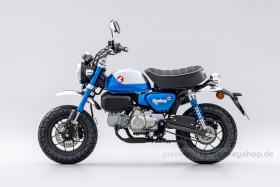 Honda Monkey 125 blau / Pearl Glittering Blue JB03