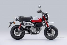 Honda Monkey 125 rot / Pearl Nebula Red JB03
