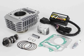 Takegawa Hyper e-Stage N15 143 cc Bore Up Tuning Kit mit FI-Controller Type-e f. Monkey 125