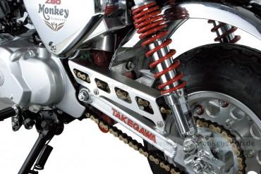 Takegawa Hinterradschwinge +40mm m. Kettenschutz Monkey