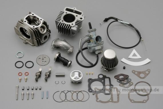 Daytona SOHC 2-Valve Hyper Head Kit 88cc + PC20 Vergaser Kit