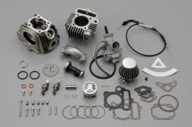 Daytona SOHC 2-Valve Hyper Head Kit 88 cc + PC20 Vergaser Kit