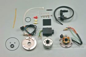 Daytona Zündung Outer Rotor Kit + Zündspule + Zündkerzenstecker