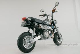 Daytona Hinterradschwinge +80 mm breit Monkey