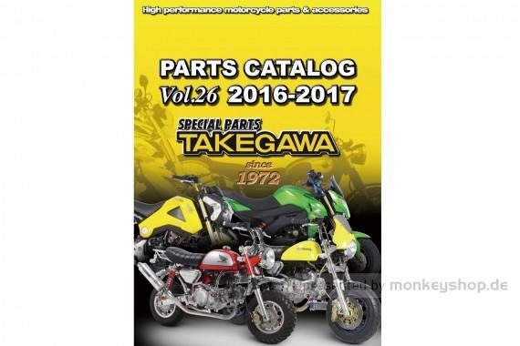 Takegawa Katalog 2016/2017 Ausgabe 26