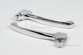 Takegawa Kupplungs- & Bremshebel poliert f. orig. Monkey 12V