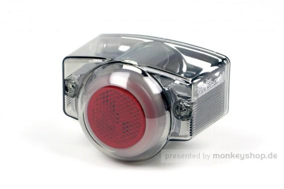 Takegawa Blaze LED Rücklichteinsatz smoke f. orig. Monkey 12V