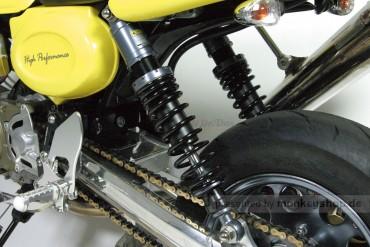 Takegawa Stoßdämpfer hinten 320mm Aluminium schwarz