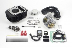 Takegawa Tuning Kit 143cc mit scharfer Nockenwelle, FI-Con2 und Drosselklappe f. Honda MSX