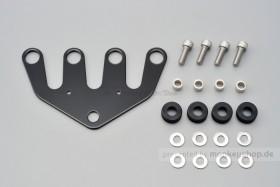 Daytona Kombi Halterung für zwei 48 mm Velona & Alpha / Beta