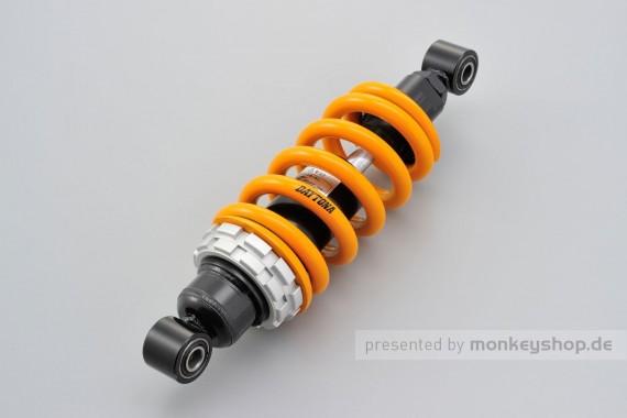 Daytona MSX Stoßdämpfer einstellbar 245-258mm orange