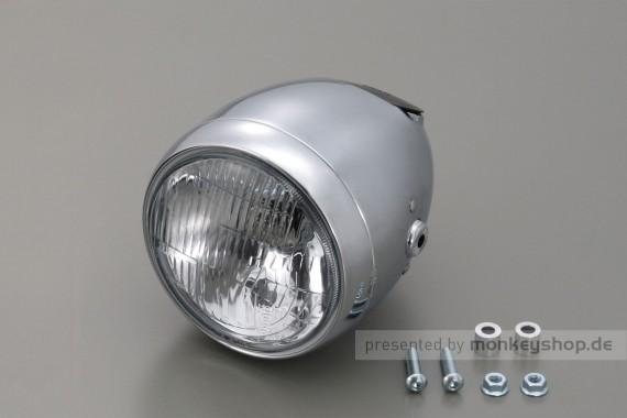 Daytona Vintage H4 Scheinwerfer m. Tachoausschnitt chrom